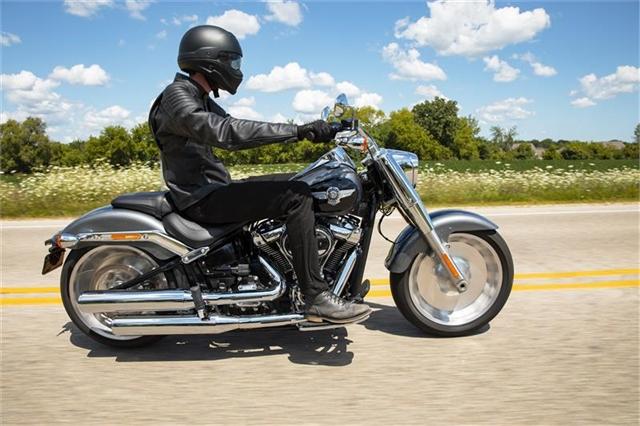 2021 Harley-Davidson Cruiser FLFBS Fat Boy 114 at Thunder Harley-Davidson