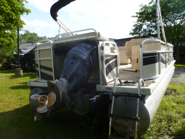 2001 PREIMER RE DELUXE 250 LEGEND at Pharo Marine, Waunakee, WI 53597