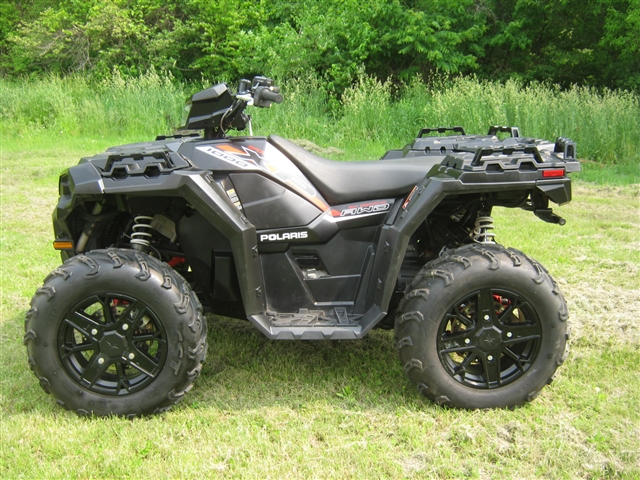 2017 Polaris Sportsman 1000XP EPS at Brenny's Motorcycle Clinic, Bettendorf, IA 52722