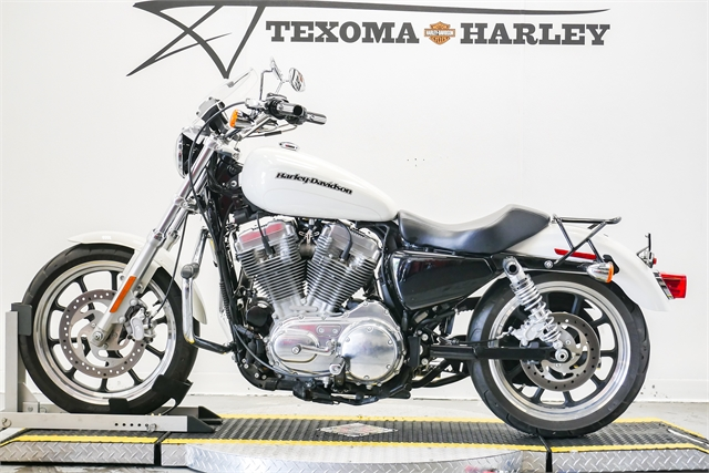 2018 Harley-Davidson Sportster SuperLow at Texoma Harley-Davidson