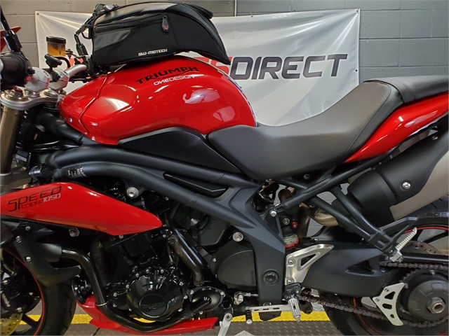 2015 Triumph Speed Triple ABS at Used Bikes Direct