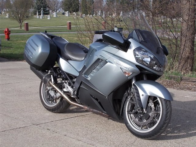 2008 Kawasaki Concours 14 at Nishna Valley Cycle, Atlantic, IA 50022