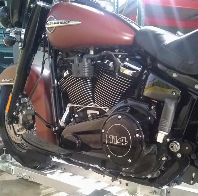 2018 Harley-Davidson Softail Heritage Classic 114 at Hot Rod Harley-Davidson