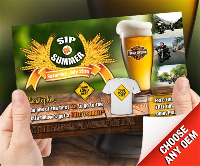 2018 Summer Sip of Summer Powersports at PSM Marketing - Peachtree City, GA 30269