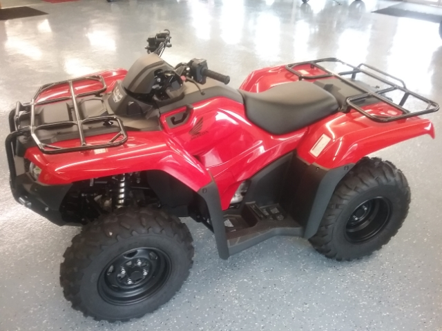 2017 Honda FourTrax Rancher 4X4 Automatic DCT EPS at Thornton's Motorcycle - Versailles, IN