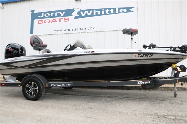 2020 Triton 189TRX at Jerry Whittle Boats