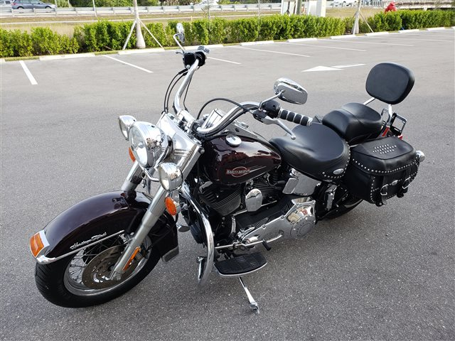 2005 Harley-Davidson Softail Heritage Softail Classic at Stu's Motorcycles, Fort Myers, FL 33912