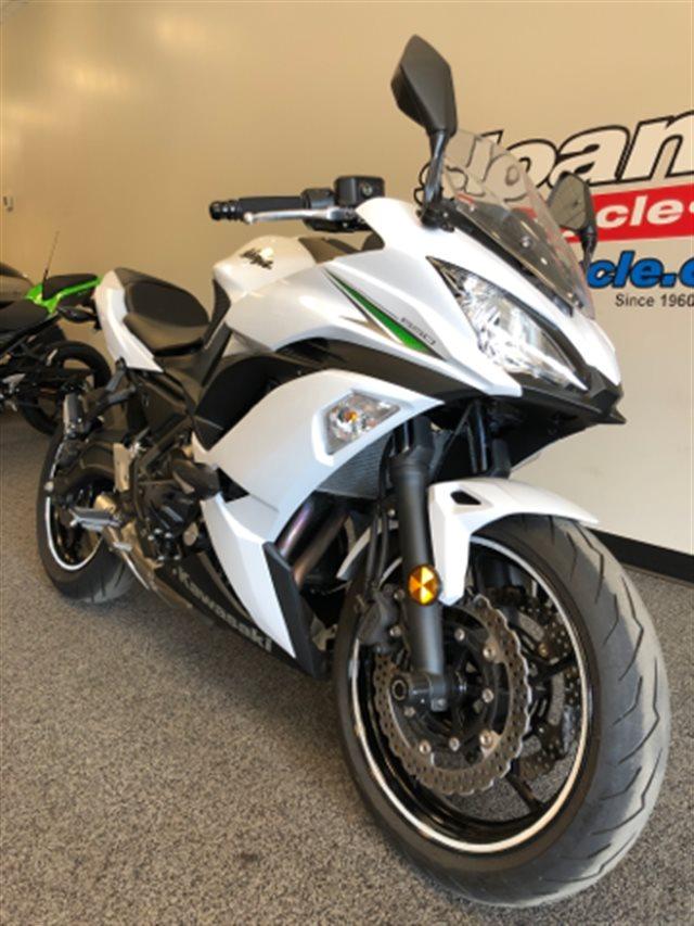 2017 Kawasaki Ninja® 650 ABS at Sloan's Motorcycle, Murfreesboro, TN, 37129