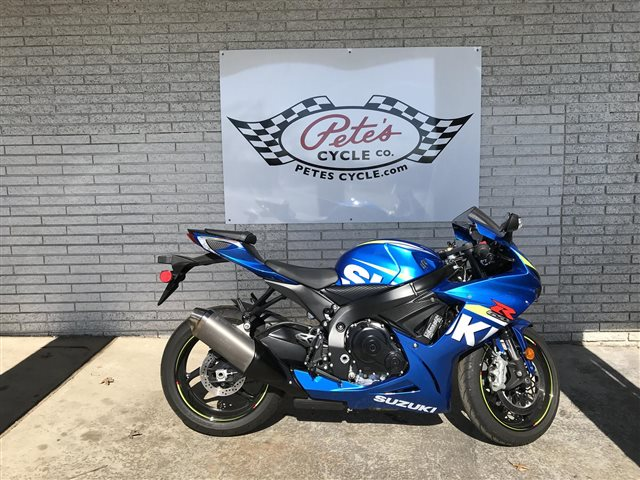 2015 Suzuki GSX-R 600 at Pete's Cycle Co., Severna Park, MD 21146