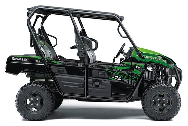 2021 Kawasaki Teryx4 S LE at Wild West Motoplex