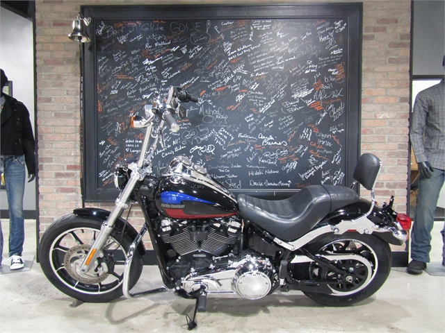 2018 Harley-Davidson Softail Low Rider at Cox's Double Eagle Harley-Davidson