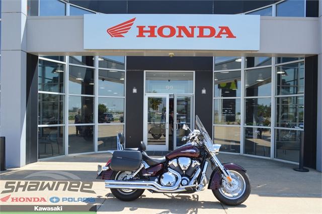 2006 Honda VTX 1800R Spec 3 at Shawnee Honda Polaris Kawasaki