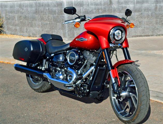 2019 Harley-Davidson Softail Sport Glide at Buddy Stubbs Arizona Harley-Davidson