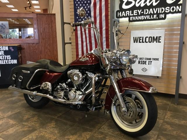 2001 Harley-Davidson FLHRC at Bud's Harley-Davidson Redesign
