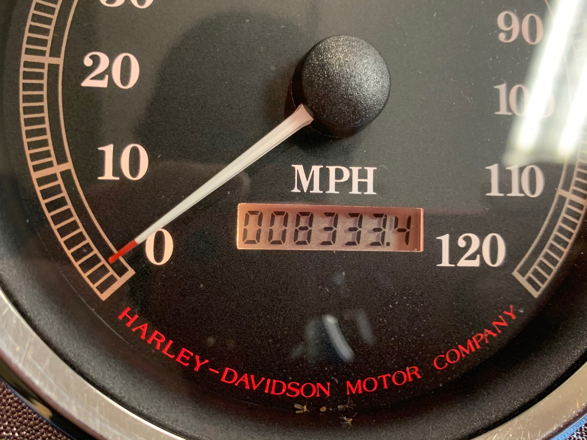 1997 HARLEY-DAVIDSON FLSTF at Loess Hills Harley-Davidson