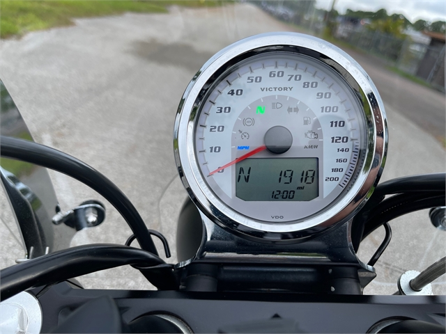 2015 Victory Gunner Base at Powersports St. Augustine