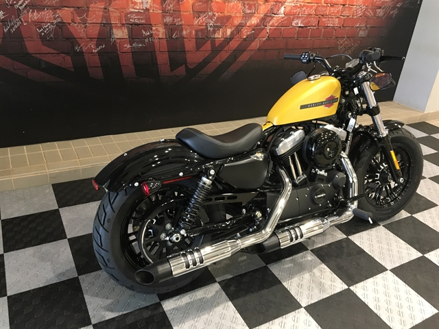 2019 Harley-Davidson Sportster Forty-Eight at Worth Harley-Davidson