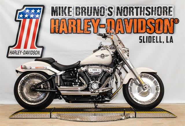 2018 Harley-Davidson Softail Fat Boy 114 at Mike Bruno's Northshore Harley-Davidson