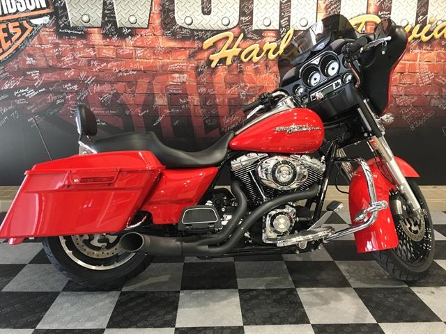 2010 Harley-Davidson Street Glide Base at Worth Harley-Davidson