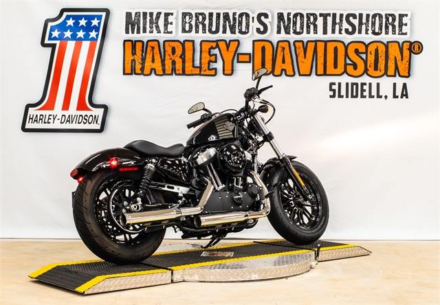 2018 Harley-Davidson Sportster Forty-Eight at Mike Bruno's Northshore Harley-Davidson