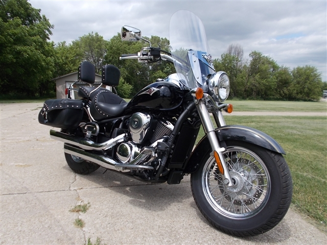 2012 Kawasaki Vulcan 900 Classic LT at Nishna Valley Cycle, Atlantic, IA 50022