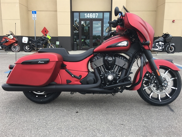 2020 Indian Chieftain Dark Horse at Fort Myers