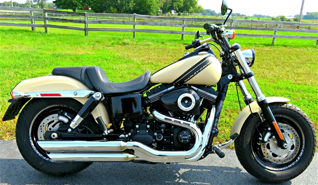 2014 Harley-Davidson Dyna Fat Bob at Randy's Cycle, Marengo, IL 60152