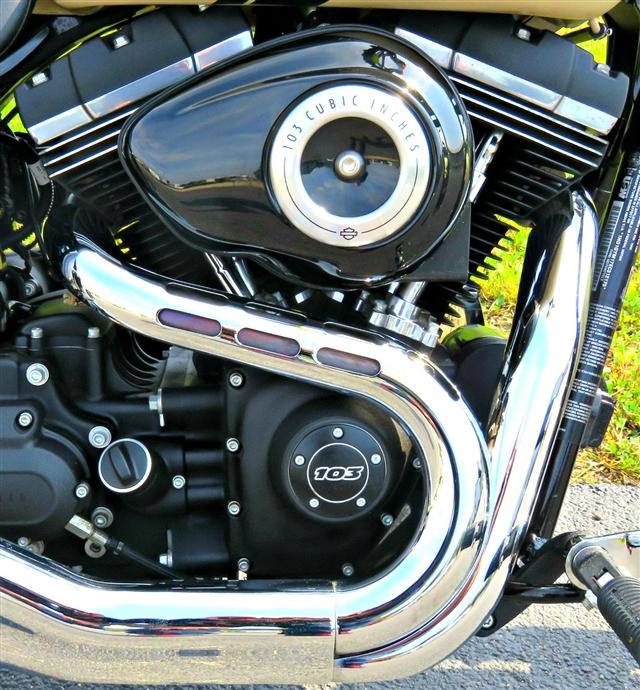 2014 Harley-Davidson Dyna Fat Bob at Randy's Cycle, Marengo, IL 60152