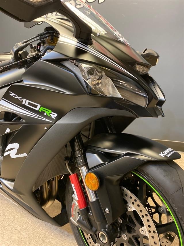2017 Kawasaki Ninja ZX-10RR Base at Sloans Motorcycle ATV, Murfreesboro, TN, 37129