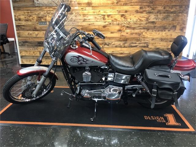 2004 Harley-Davidson Dyna Glide Wide Glide at Holeshot Harley-Davidson