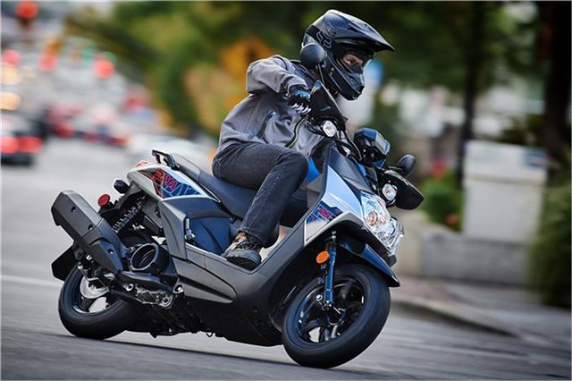 2018 Yamaha Zuma 125 at Yamaha Triumph KTM of Camp Hill, Camp Hill, PA 17011