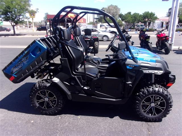 2019 CFMOTO UFORCE 500 at Bobby J's Yamaha, Albuquerque, NM 87110