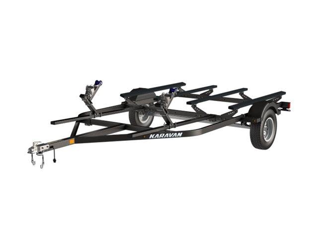 2021 Karavan Personal Watercraft Trailers WCE-1650/2200/2450-84 at Clawson Motorsports