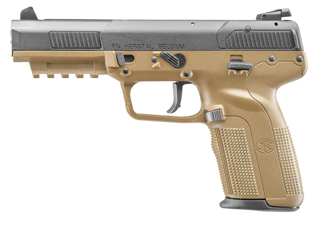 2019 FN Five-seveN FDE at Harsh Outdoors, Eaton, CO 80615