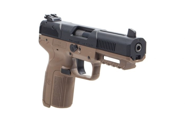 2019 FN Five-seveN® FDE Polymer-Framed at Harsh Outdoors, Eaton, CO 80615