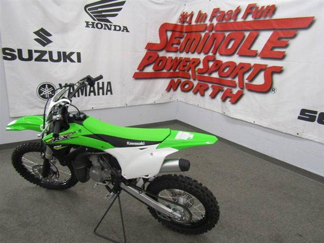 2018 Kawasaki KX 100 at Seminole PowerSports North, Eustis, FL 32726