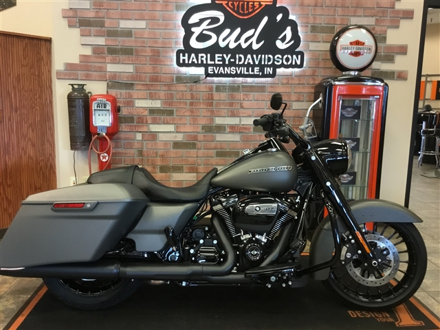 2018 Harley-Davidson Road King Special at Bud's Harley-Davidson Redesign