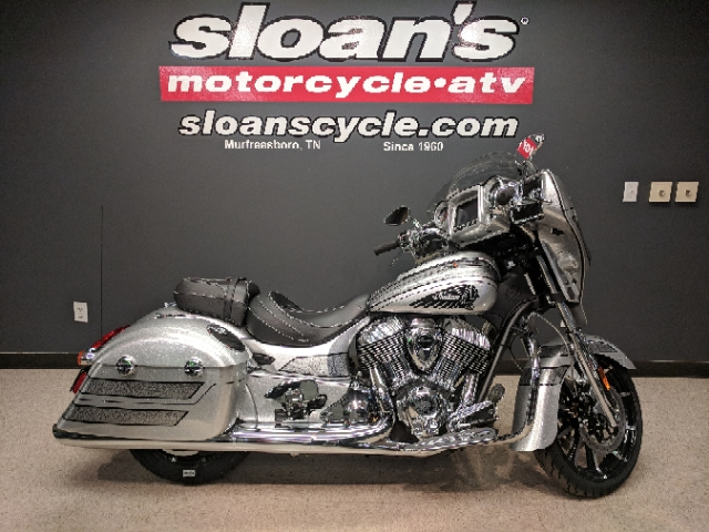 2018 Indian Chieftain Elite at Sloan's Motorcycle, Murfreesboro, TN, 37129