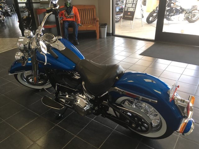 2018 Harley-Davidson Softail Deluxe at Champion Harley-Davidson®, Roswell, NM 88201