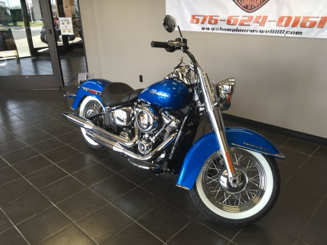 2018 Harley-Davidson Softail Deluxe at Champion Harley-Davidson