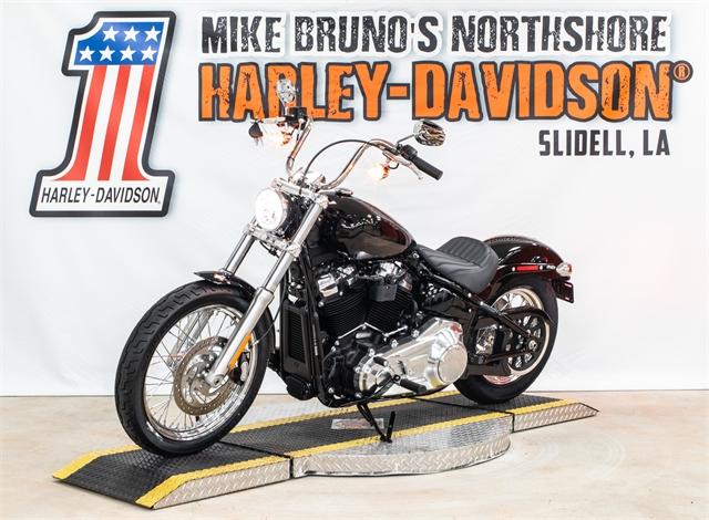 2021 Harley-Davidson Cruiser FXST Softail Standard at Mike Bruno's Northshore Harley-Davidson