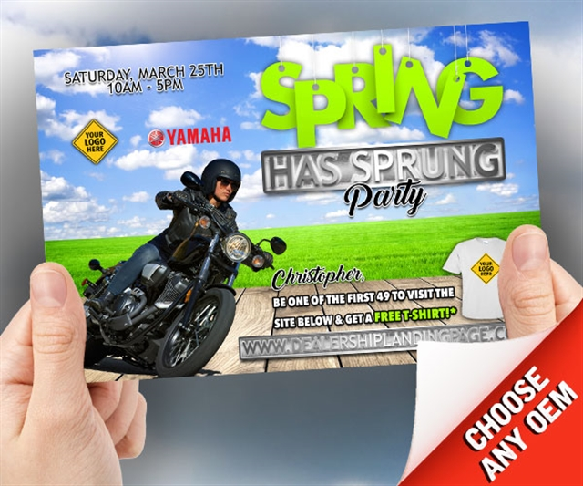 2018 SPRING Spring has Sprung Powersports at PSM Marketing - Peachtree City, GA 30269