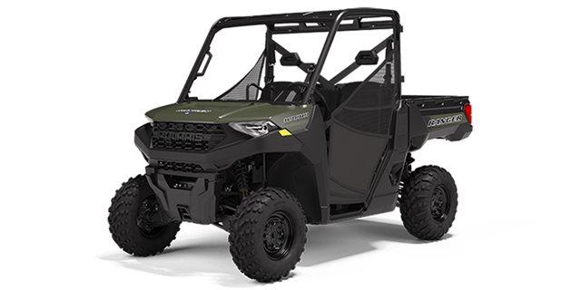 2021 Polaris Ranger 1000 Base at Shawnee Honda Polaris Kawasaki