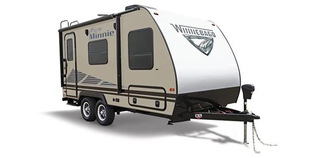 2021 Winnebago Micro Minnie 2108FBS at Youngblood RV & Powersports Springfield Missouri - Ozark MO