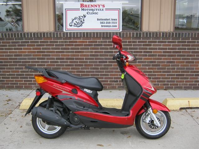2009 Schwinn Valo 150 at Brenny's Motorcycle Clinic, Bettendorf, IA 52722
