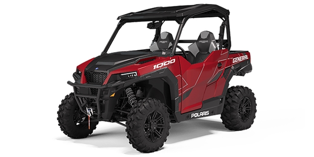 2020 Polaris GENERAL 1000 Deluxe at Midwest Polaris, Batavia, OH 45103