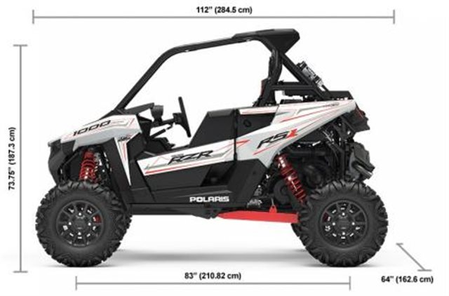 2019 Polaris RZR RS1 Base at Pete's Cycle Co., Severna Park, MD 21146