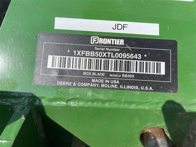 2020 John Deere BB5072 at Keating Tractor