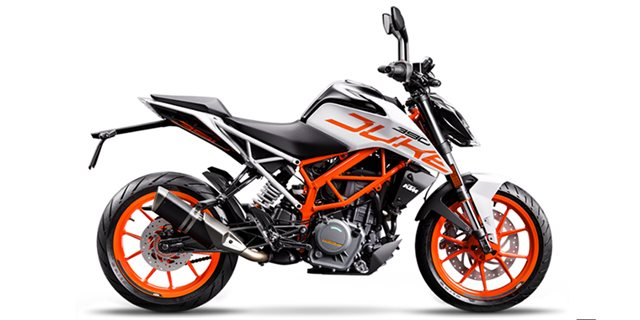 2019 KTM Duke 390 at Columbia Powersports Supercenter