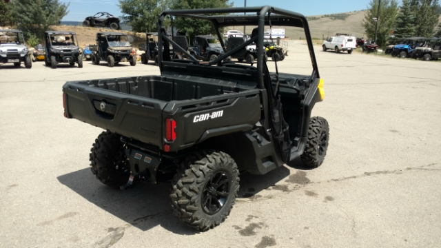 2018 Can-Am Defender HD8 DPS $259/month at Power World Sports, Granby, CO 80446